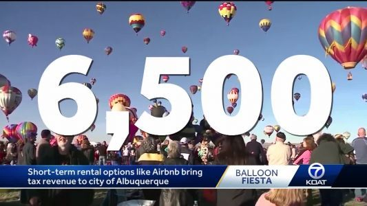 Airbnb's popularity brings economic boom during Balloon Fiesta