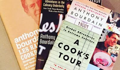 My Thoughts on Anthony Bourdain