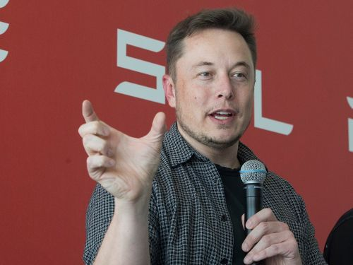 Elon Musk called the Tesla whistleblower a 'horrible human being' in an explosive email exchange