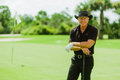 Greg Norman on Golf, Ambition and Independence