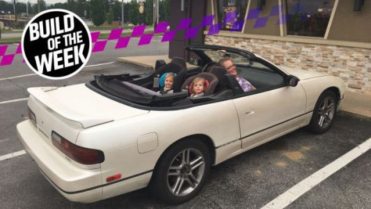 This Nissan 240SX Convertible Was a Legendary Rip-Off From Hell But Is Now Part of the Family
