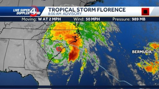 First Florence related death in South Carolina happened in Upstate