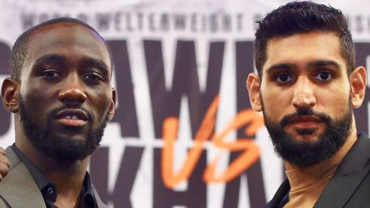 Terence Crawford-Amir Khan comes first, but urgency to make Errol Spence Jr. fight still looms