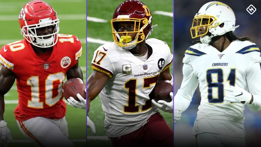 Fantasy Injury Updates: Latest news on Tyreek Hill, Terry McLaurin, Mike Williams affecting Week 6 WR rankings