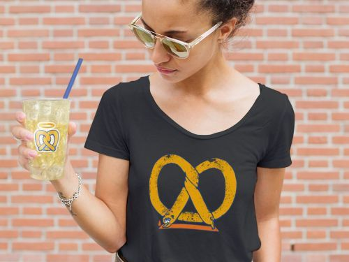 Auntie Anne's Rolls Out Clothing Line for Stylish Soft Pretzel Connoisseurs