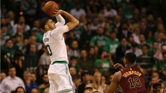 NBA playoffs wrap: Celtics pull away for win over Cavaliers, take 2-0 series