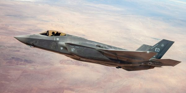 Coronavirus could delay delivery of up to 24 F-35 fighter jets