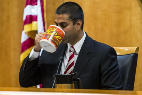 FCC's Ajit Pai revealed as total buffoon after making bonkers video ridiculing net neutrality