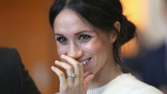 People Think Meghan Has Adopted a British Accent Just Months After Marrying Harry