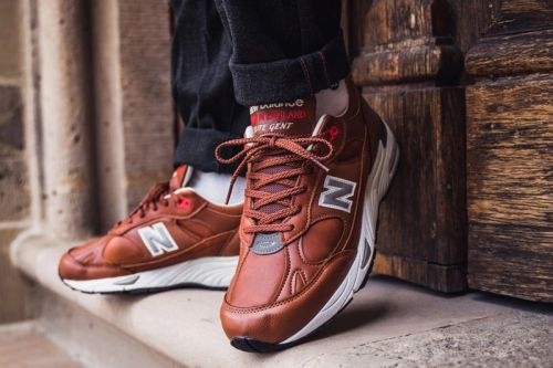 """New Balance Elevates the 991 and 1500 With """"Elite Gent"""" Pack"""