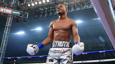 World boxing champ Errol Spence Jr was 'intoxicated' during high-speed horror crash