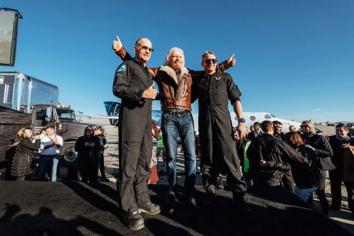 Virgin Galactic: First in Space