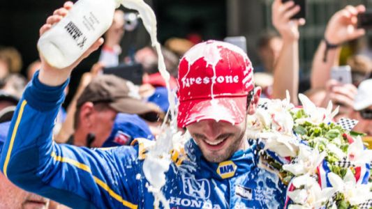 Here Are The Milk Preferences Of Almost All Of Your Favorite Indy 500 Drivers