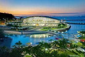 Darwin Convention Centre won National Finalist for the Meetings & Events Australia Industry Awards