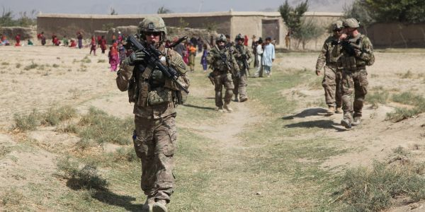 The US spent $133 billion to build up Afghanistan as part of a plan officials secretly called 'idiotic'