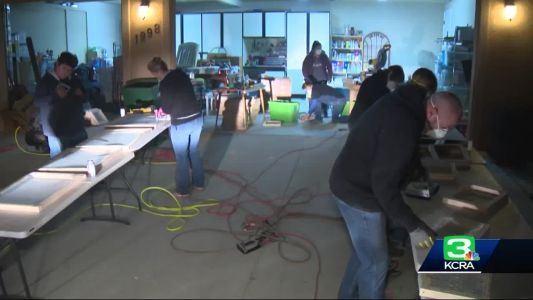 Grassroots efforts provide relief to Butte County wildfire victims