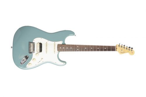 Advent Calendar Day 10: Fender American Professional Stratocaster - Sonic Gray