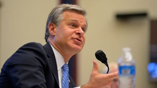 Wray: Russian Interference Heavy On Agitation, Less So State Cyberattacks