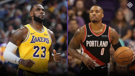 How to watch LeBron James' Lakers debut vs. Trail Blazers