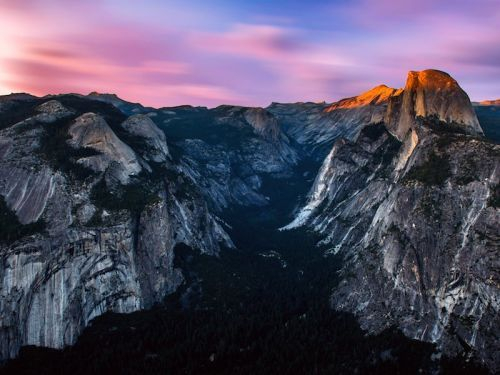 The 11 most stunning views in America