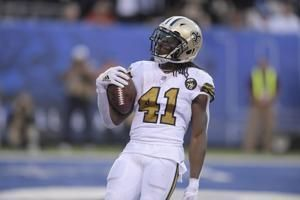 Saints' already potent offense widening options