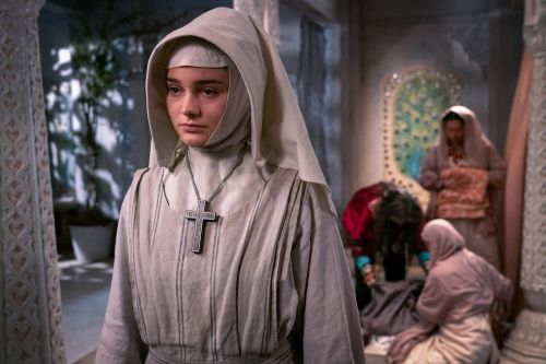 'Black Narcissus' stars Gemma Arterton and Aisling Franciosi on nun thriller