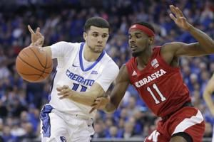 Creighton rides fast start to a 95-76 win over Cornhuskers
