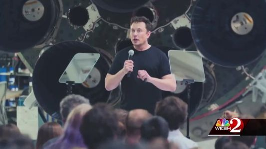 SpaceX announces first private passenger for Moon mission