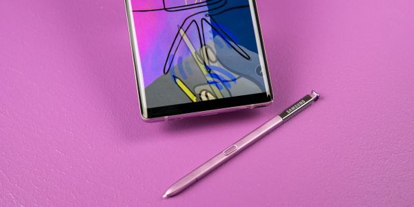 This big, heavy smartphone with a stylus was the perfect device for traveling