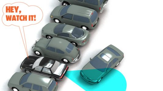 This Incredibly Simple And Possibly Stupid Idea Could Protect Your Car When It's Parked