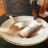 Attention: Disney World's Latest Adults-Only Treat Is Booze. Filled. Beignets