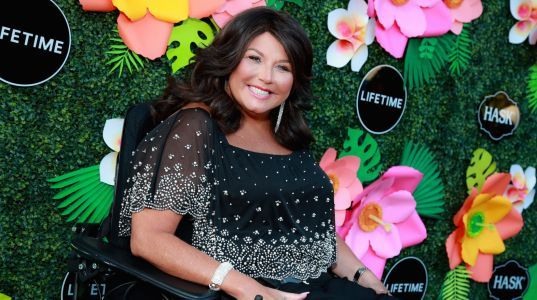 Abby Lee Miller Shares Emotional Story After Falling at the Airport - but Says a 'Hot Fireman' Helped Her Up!