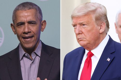 Obama demands 'better of our government' after Trump rolls back climate measure