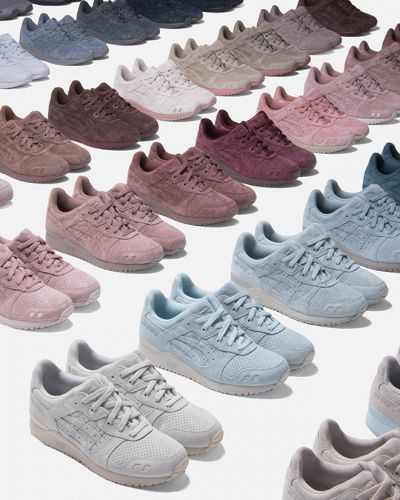 Asics' Kaleidoscopic Collection With Kith Goes Live on Black Friday