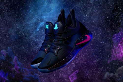 """Nike Stores in NYC and Atlanta Will Host Draw for PG 2 """"PlayStation"""""""