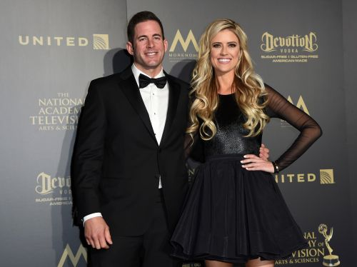 Christina Anstead's Ex-Husband Tarek El Moussa 'Shocked' By Ant Split News: 'He's There for Her'