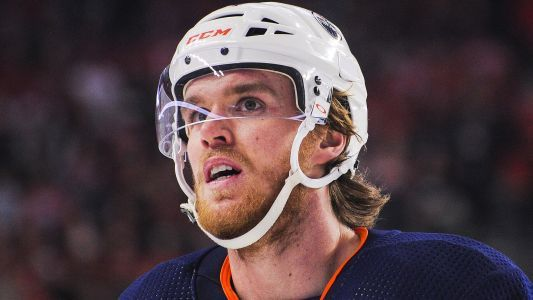Oilers' Connor McDavid endorses playoff format as he discusses role in NHL return to play