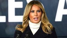 Melania Trump Asks Twitter Users To Follow Her Old Account. They Say No Thanks