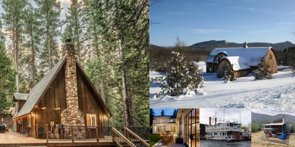 Top 10 unique HomeExchanges in the US for your next vacation