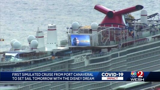 Disney Dream will kick off return to cruising in August with cruises from Port Canaveral