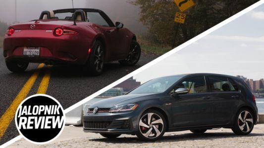 2019 Mazda Miata VS. 2018 Volkswagen Golf GTI: Which To Buy?