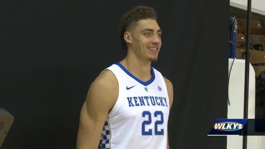 Meet Kentucky basketball's newest one-and-done: 22-year-old grad transfer Reid Travis