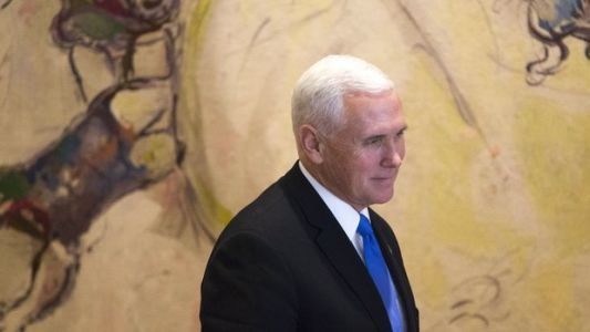 Jerusalem Embassy Move Will Happen Next Year, VP Mike Pence Says