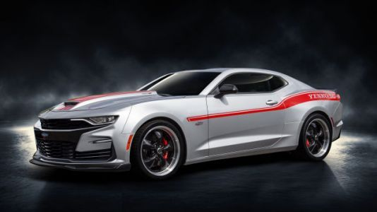 The 2019 Yenko Camaro Is a 1,000 HP Monster You Can Buy at the Dealership