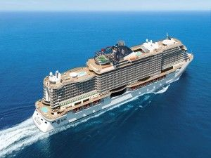 MSC Magnifica set to return to Southampton for summer 2022