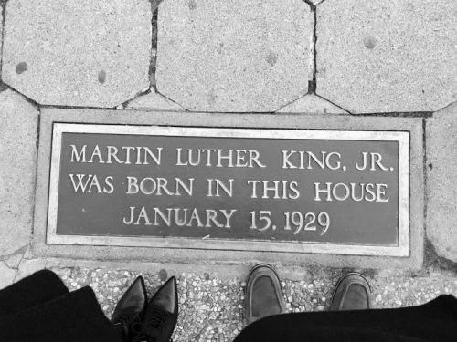 Honoring Martin Luther King, Jr. in Atlanta
