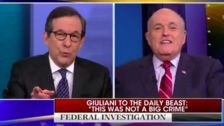 Fox News' Chris Wallace Tears Into Rudy Giuliani: 'I'm Asking You For The Truth, Sir'