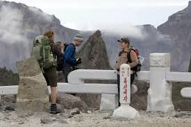 Tourists now interested to explore the off beaten path of the sacred volcano of North Korea