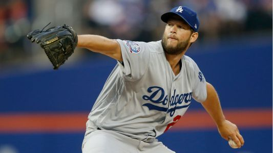 MLB wrap: Dodgers top Mets in Clayton Kershaw's return from DL
