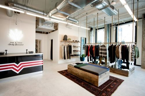 An Inside Look at rag & bone's Concept Space in Miami